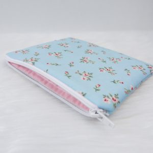 Mini Pouch Pastel Flower